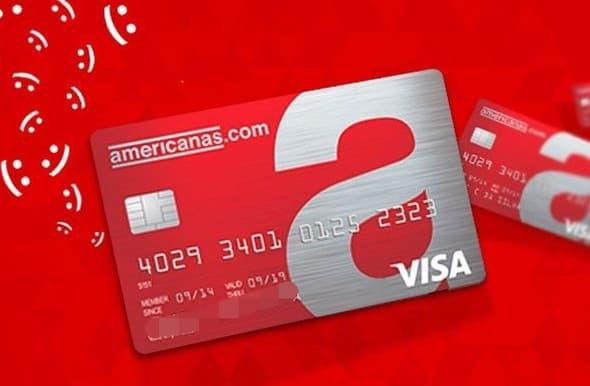 Cartão de crédito de lojas online