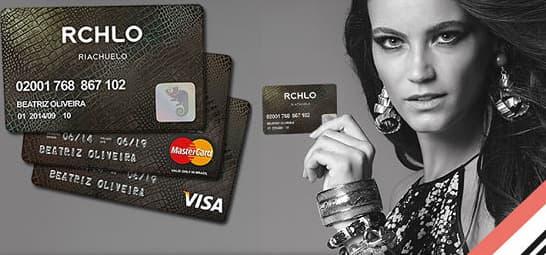 Cartão Riachuelo – Visa&Mastercard