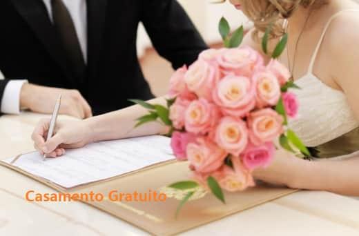 Requisitos Casamento Gratuito