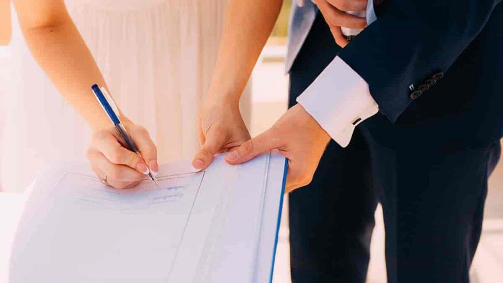 Como faço para ter o casamento gratuito 2021