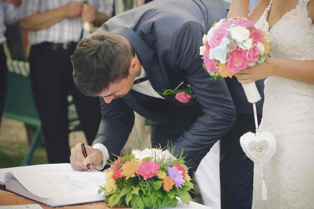 Casamento gratuito 2021