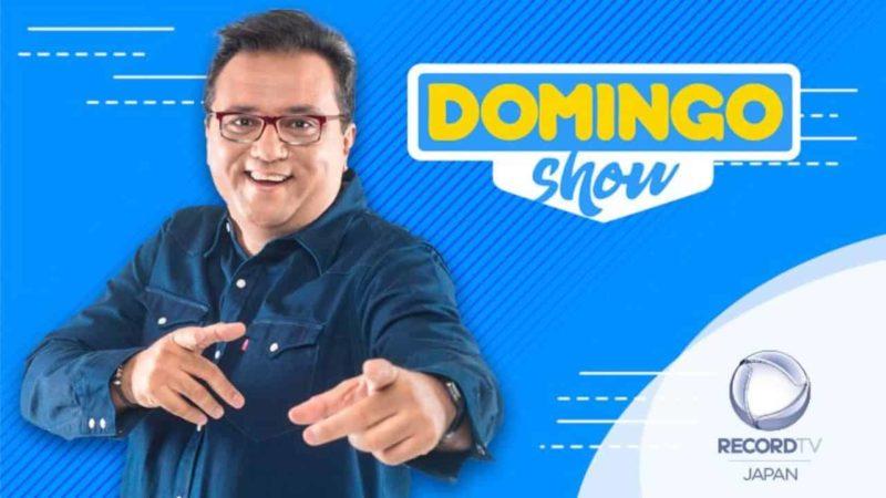Inscrições Domingo Show 2021