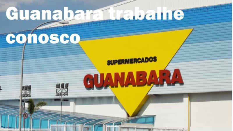 Guanabara trabalhe conosco