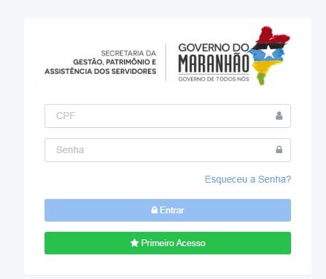 Portal do Servidor MA