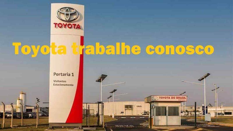 Benefícios de trabalhar na Toyota