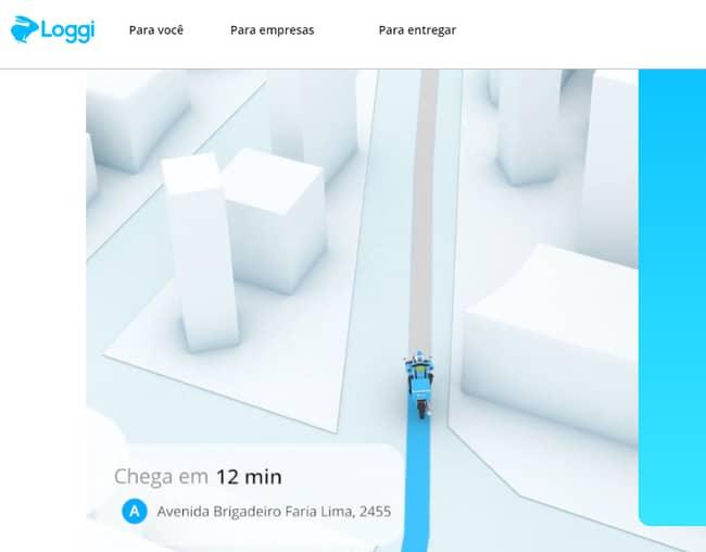 loggi rastreamento em tempo real