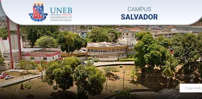portal UNEB - campus