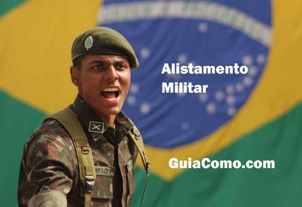 exército brasileiro com bandeira brasileira