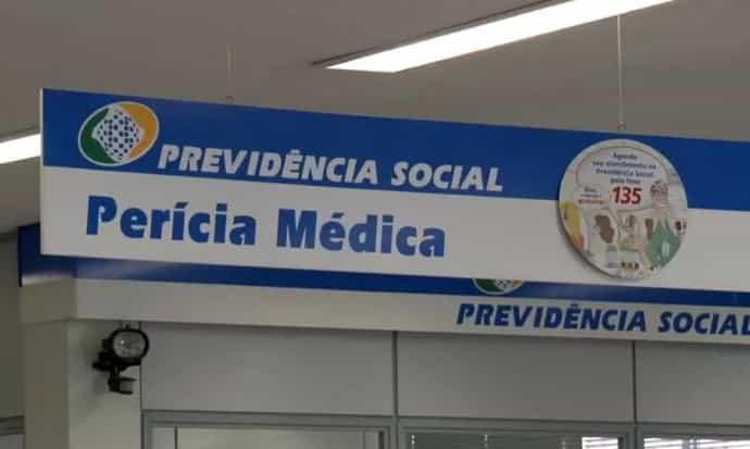 agendamento pericia medica