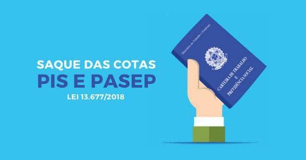 Cotas do PIS 2021