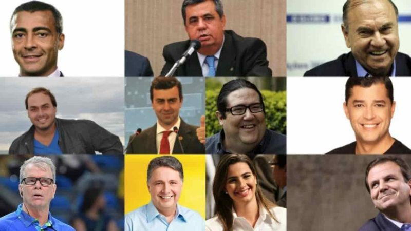 Candidatos a governador Rio de Janeiro 2022