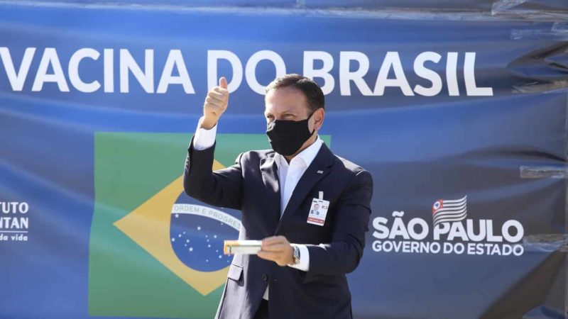 Doria como presidente em 2022