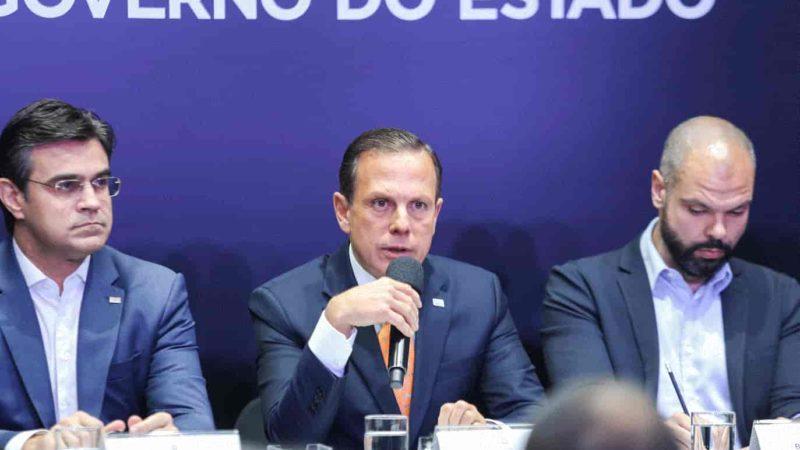 Candidatos a governador São Paulo 2022