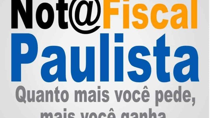 Nota Fiscal Paulista