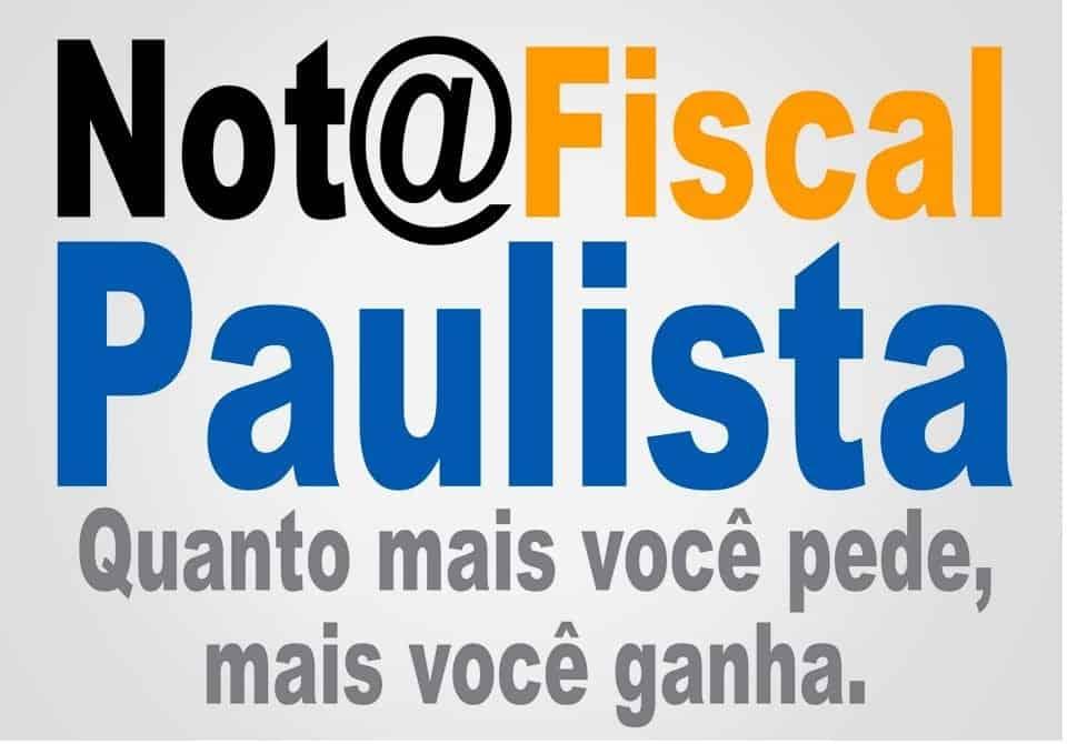 Nota Fiscal Paulista – o que é, como funciona, emissão, benefícios, saldos