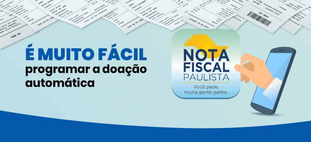Participar do programa Nota Fiscal Paulista