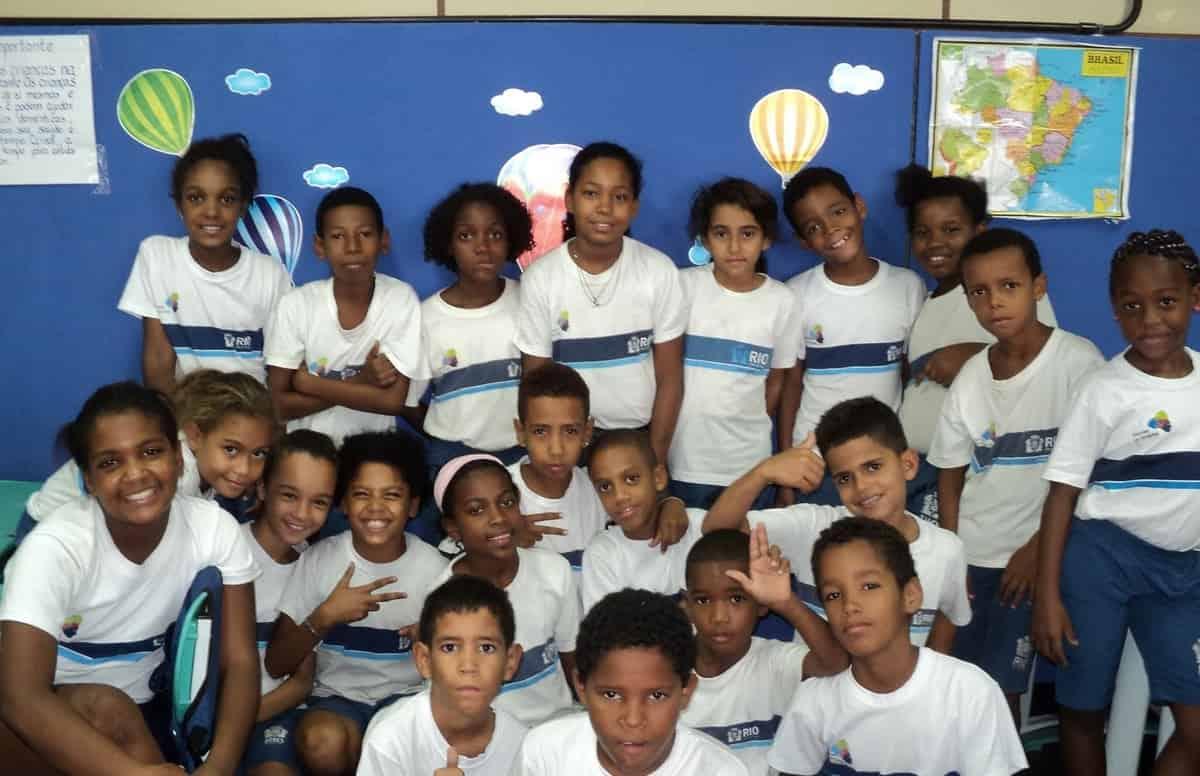 novos alunos prefeitura rio