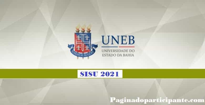 UNEB Nota de corte SISU 2021 – campus, vagas, cursos e inscritos
