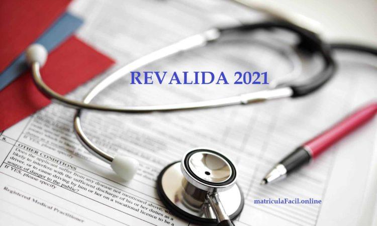revalida 2021