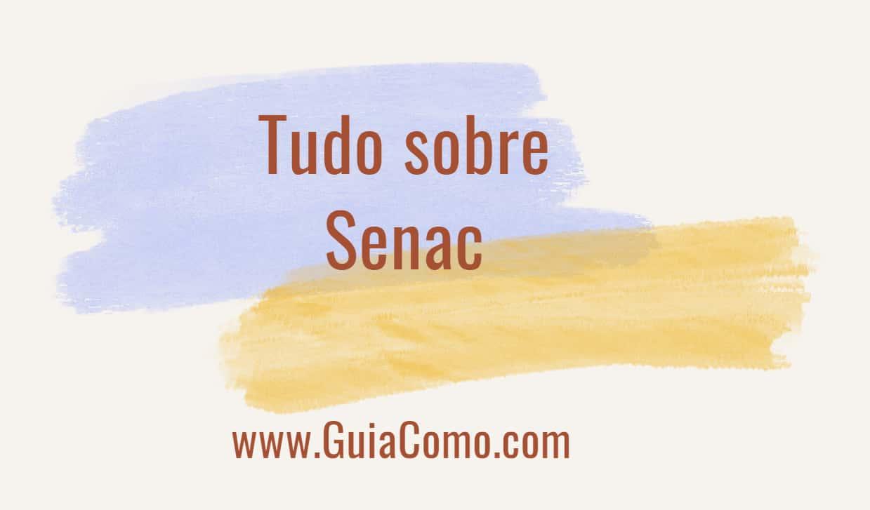 banner Senac