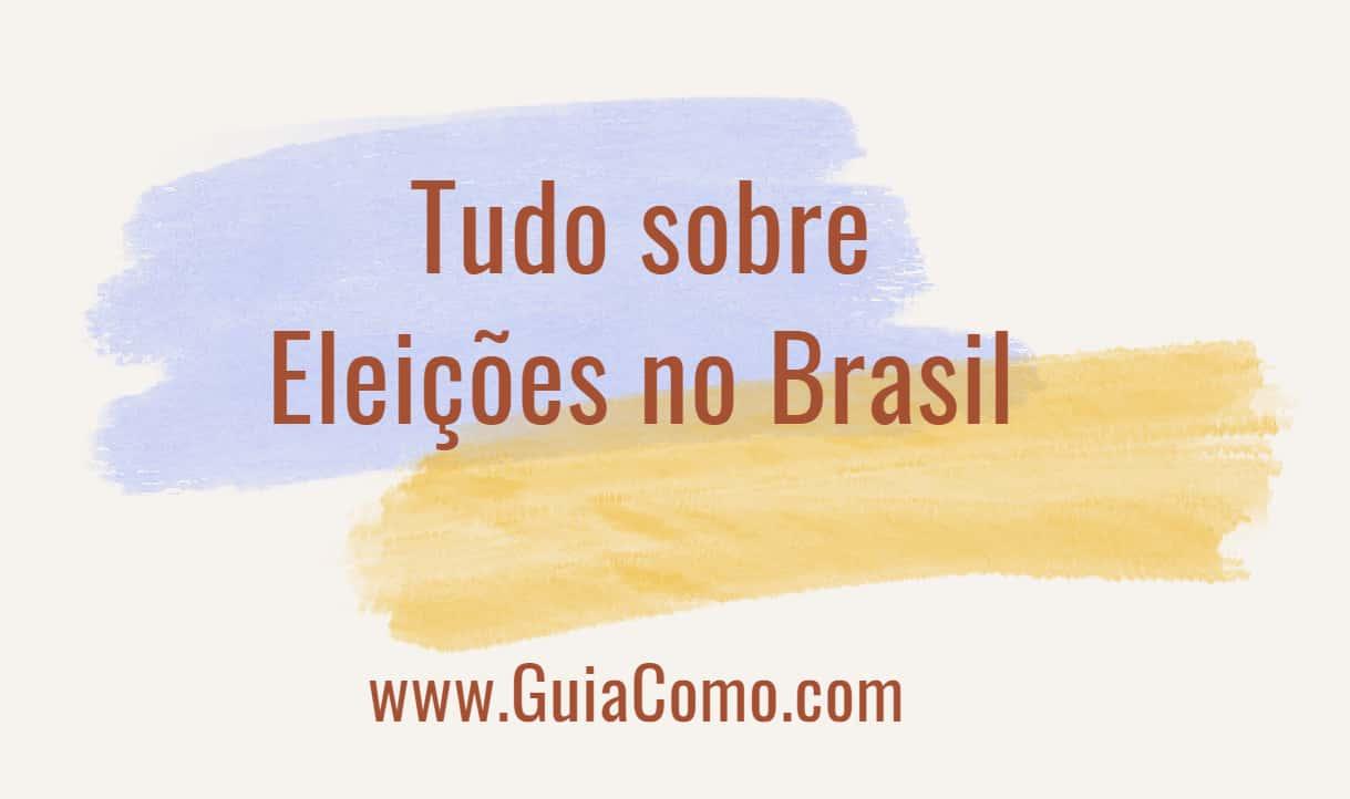 Eleições no Brasil