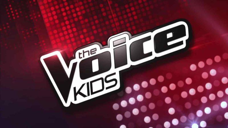 The Voice KIDS logo