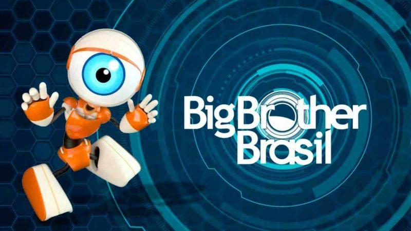big brother brasil e mascote