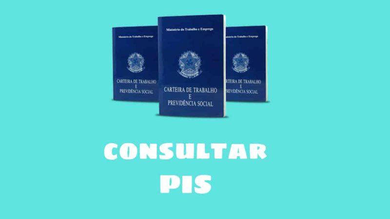 Consultar o PIS 2022