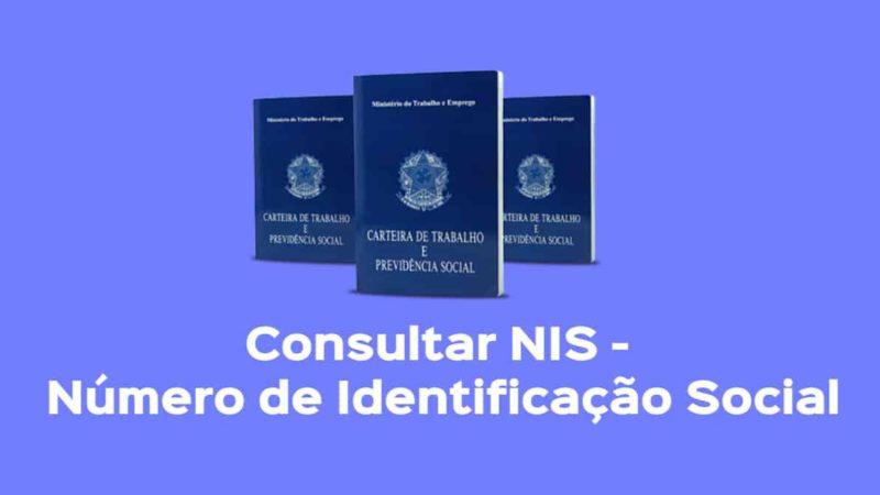 consultar o número do NIS